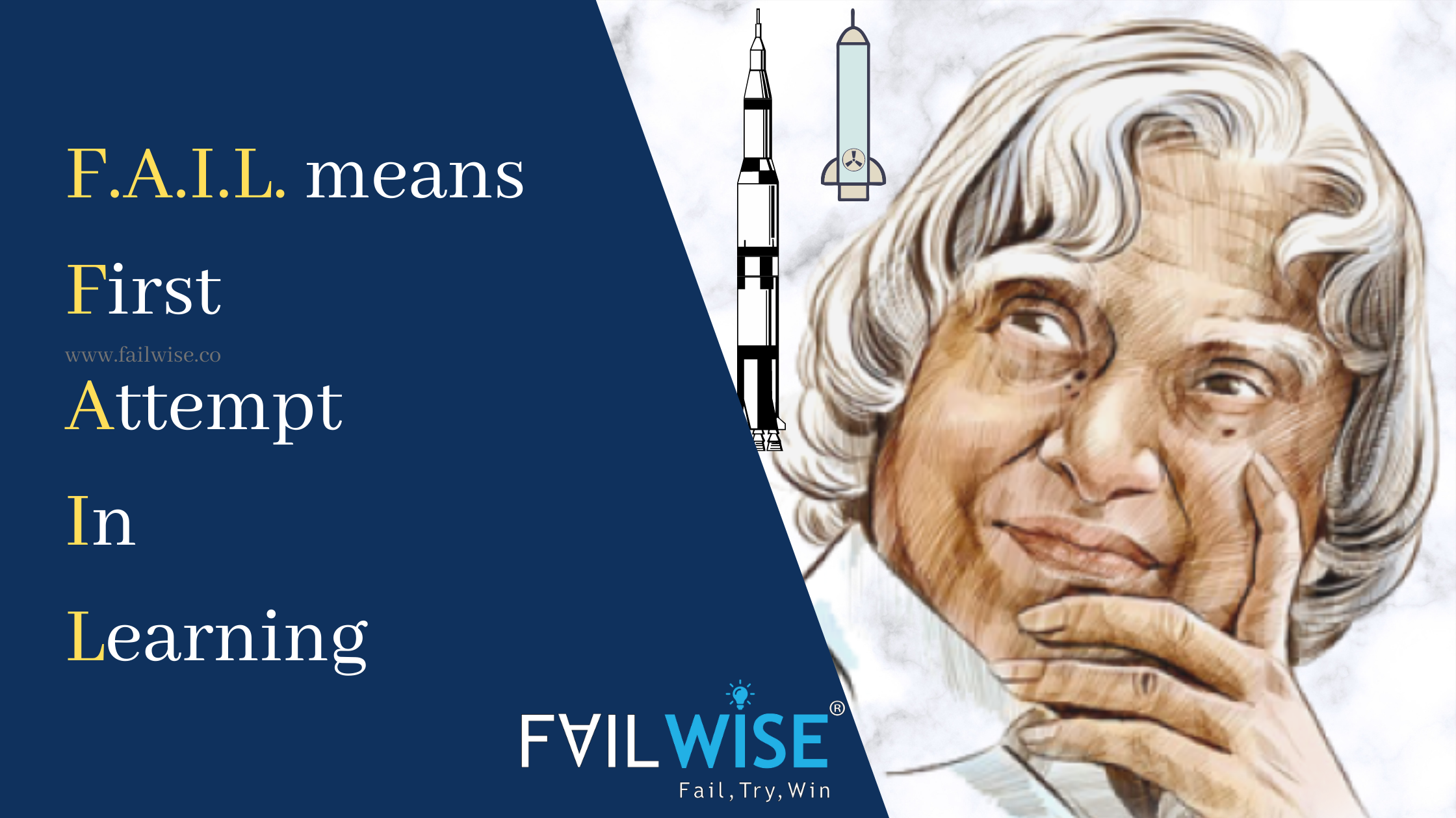 Wings of Dr. Kalam: A FailWise Story