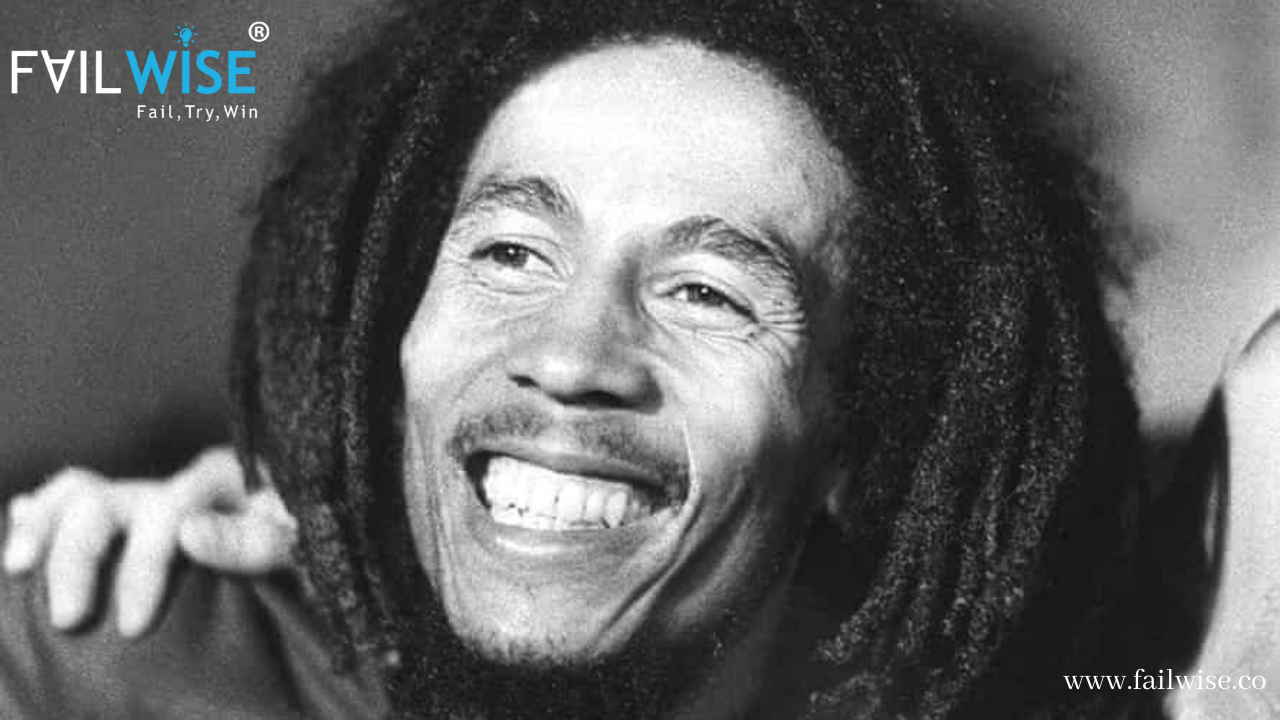 When They are Around....Bob Marley on Soul Mate