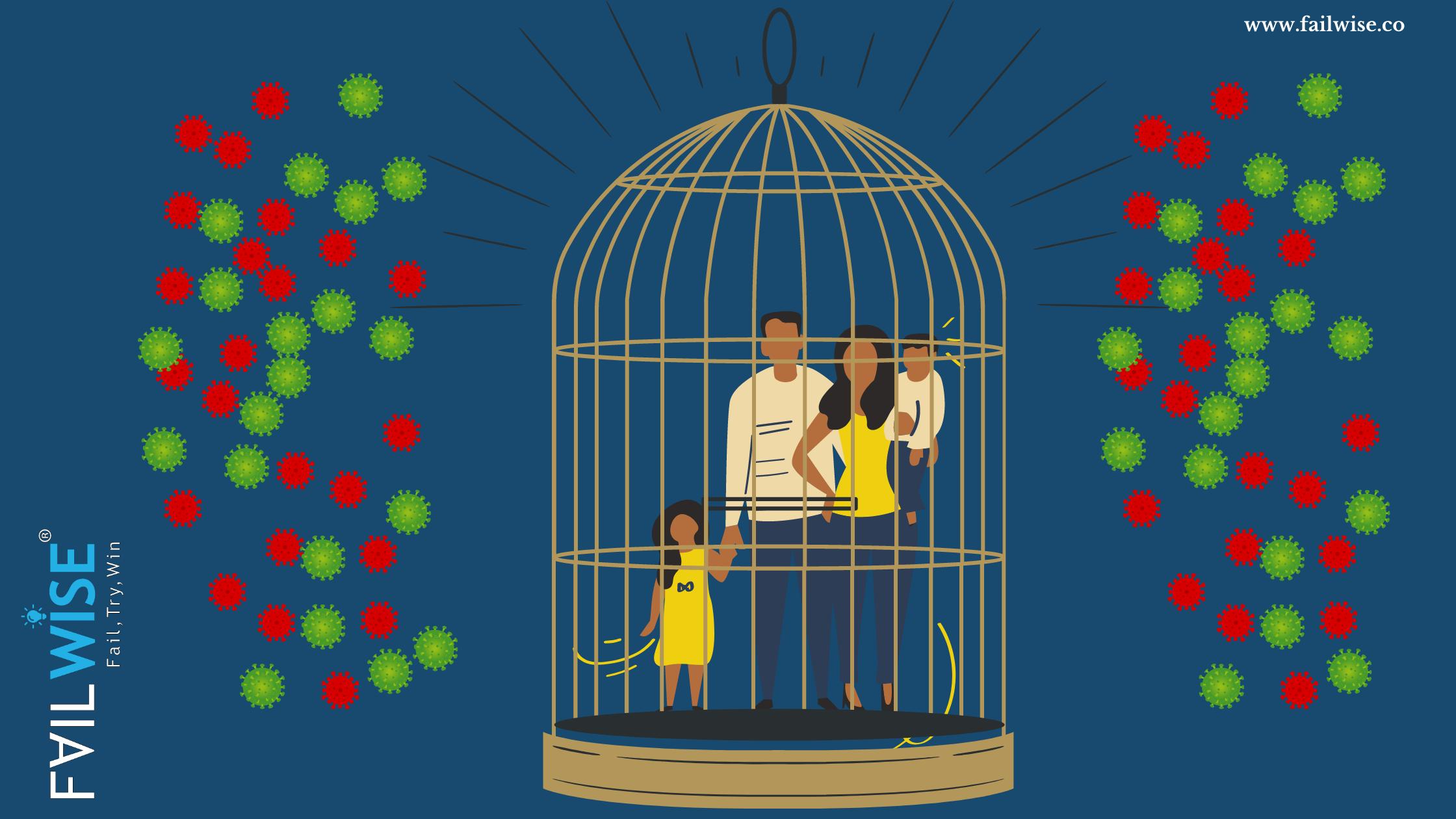 पिंजरा: पिंजरे में सज़ा नहीं, जीवन है