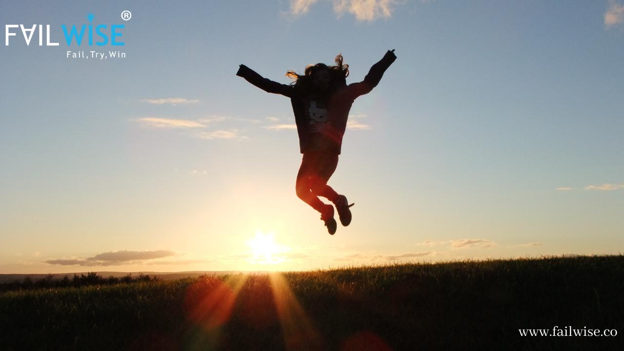 जीवन का आनंद लें। वर्तमान में जीये