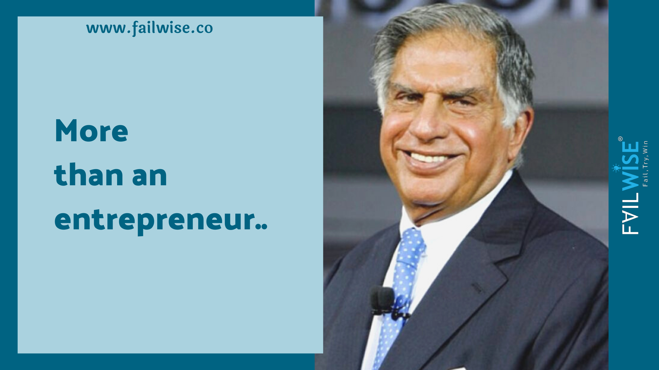Struggle and Failure Story of Famous Entrepreneur – Ratan Tata