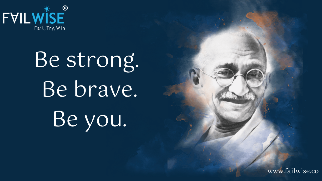 These Quotes of Gandhi ji Can Change the Way You Talk to Yourself