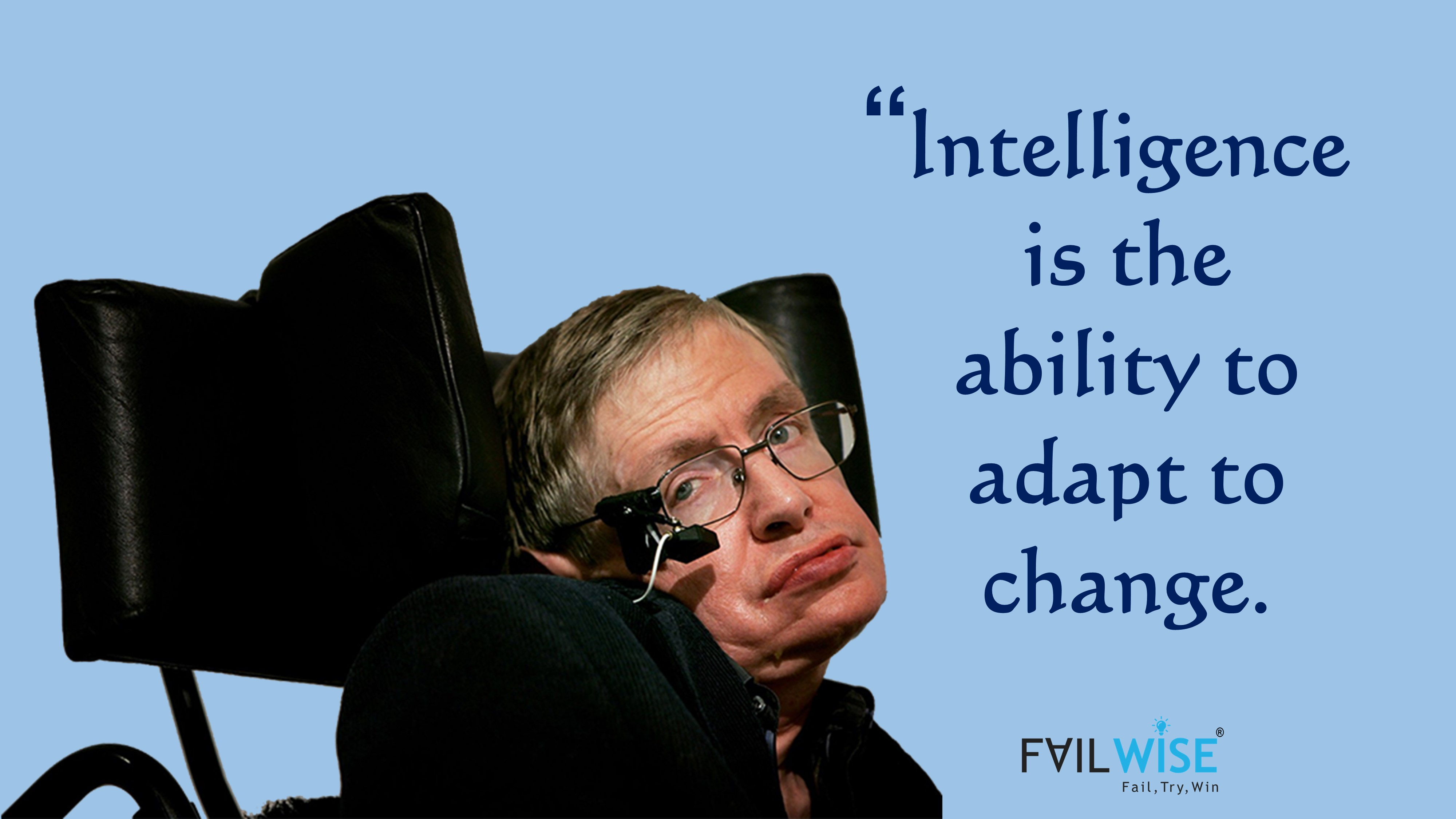 Struggles and Failures Behind Stephen Hawking's Breakthrough Success