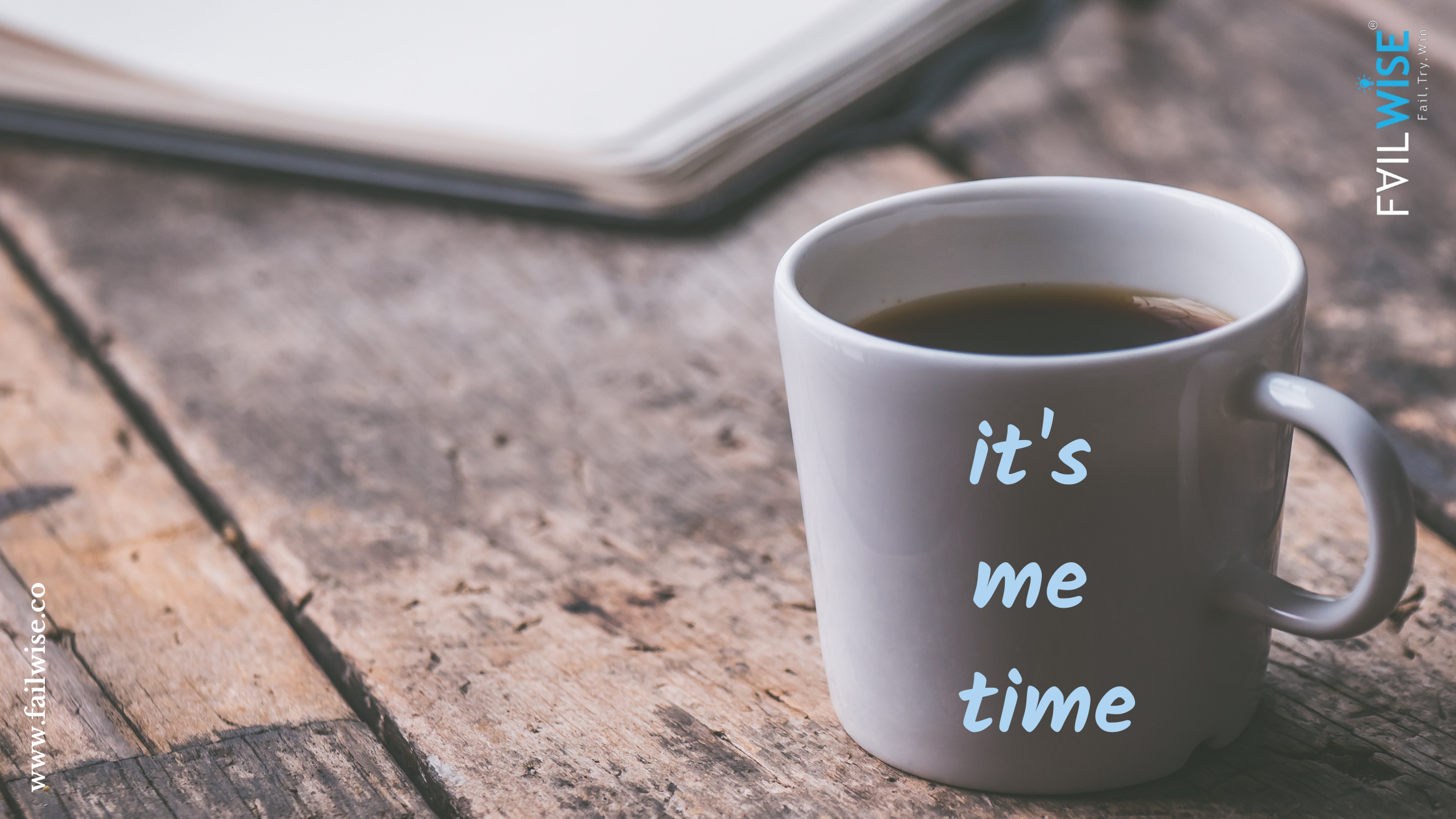 My Life is Very Busy - I Need Some 'Me' Time