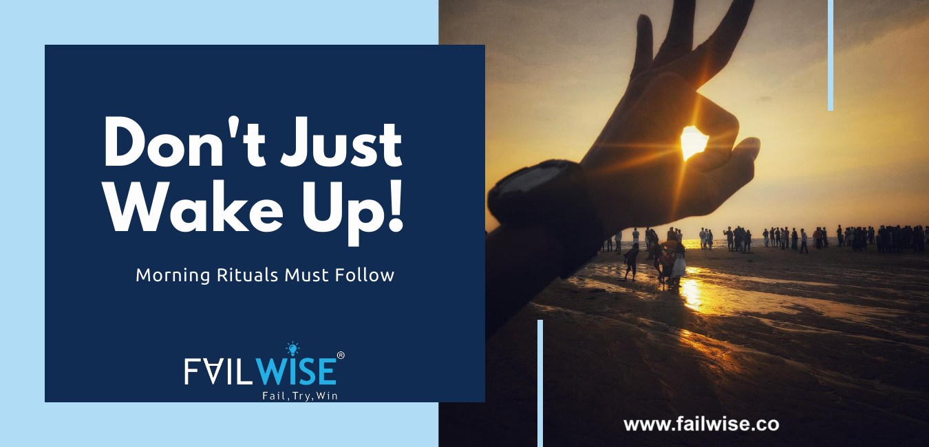 5 Ultimate Early Morning Rituals Followed by Great Personalities for a Healthy Lifestyle